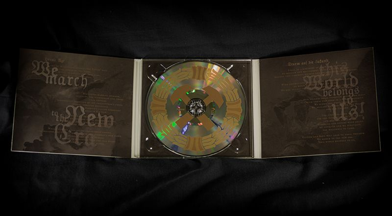 Imposing Elitism Digipak - Interior
