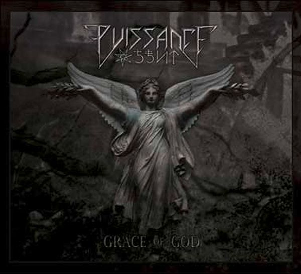 PUISSANCE - Grace of God DigipakCD