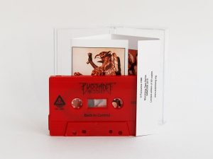 PUISSANCE - Back In Control Tape