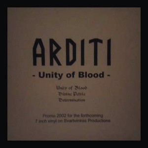 Unity of Blood