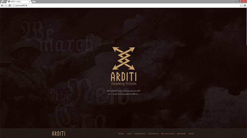 New ARDITI website